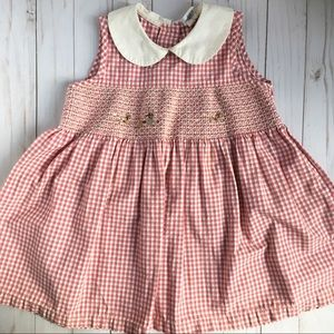 Vintage Little Girl Dress